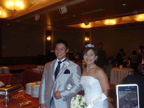 鈴木雅 結婚