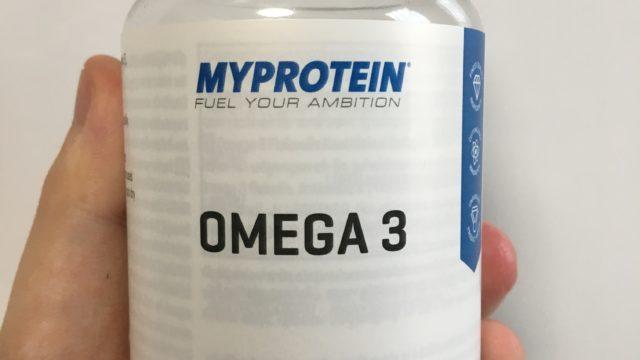 マイプロテイン オメガ3