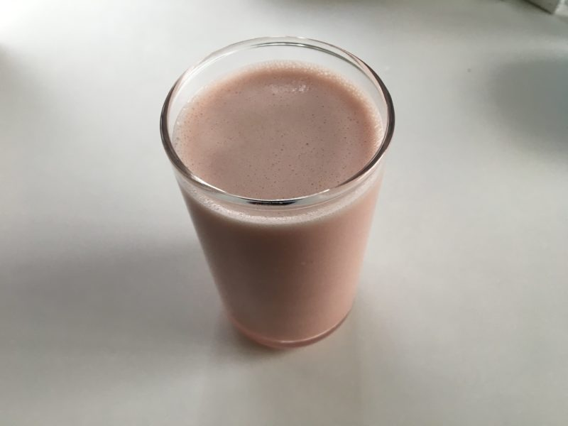 マイプロテイン ストロベリークリーム味