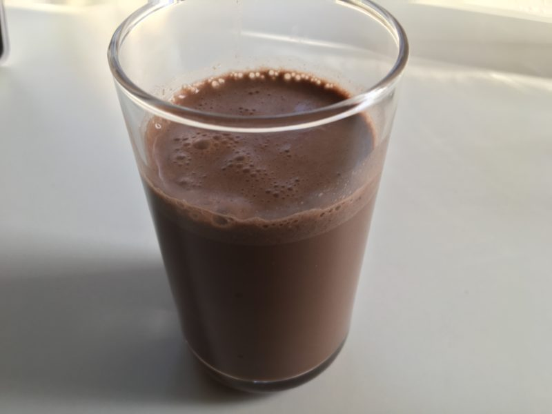 マイプロテイン チョコレートステビア味 インパクトホエイ